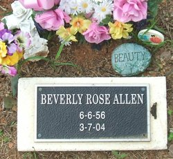 Beverly Rose <i>Lewis</i> Allen