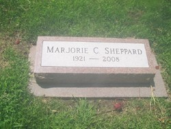 Marjorie <i>Coe</i> Sheppard