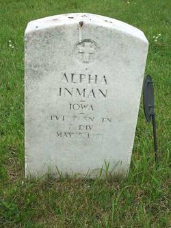 Alpha Inman