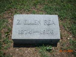 Zerelda Ellen <i>Gibson</i> Rea