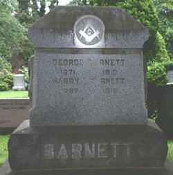 George W Barnett, Jr