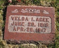 Velda Ilene Agee