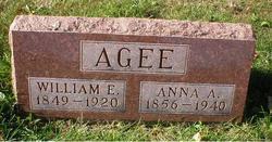 William E Agee