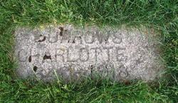 Charlotte Augusta <i>Fisher</i> Burrows