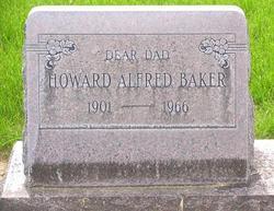 Howard Alfred Baker