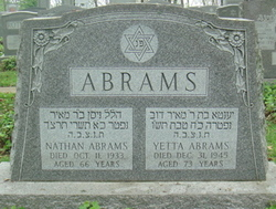 Yetta Abrams