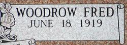 Woodrow Fred Bower