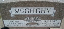 Robert McGhghy