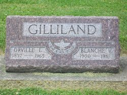 Orville L Gilliland