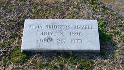 Alma Bridgers Bizzell