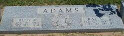 Ray C. Adams