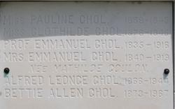 Emmanuel Chol