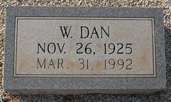 William Daniel Dan Beavers