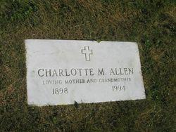 Charlotte M. Allen