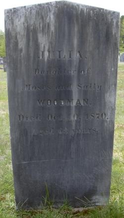Julia Woodman