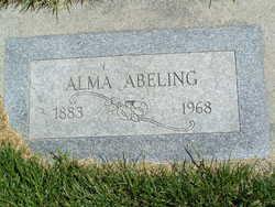 Alma Clara <i>Hoppe</i> Abeling