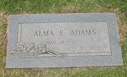 Alma E Adams