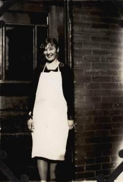 Nettie Alice <i>Farthing</i> Nevin
