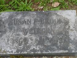 Susan Frances <i>Washburn</i> Welborn