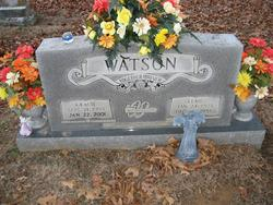 Gracie <i>Jones</i> Watson