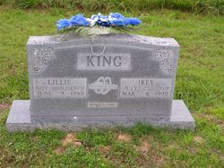 Janie Lillian Gay Lillie <i>Best</i> King