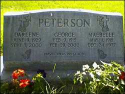 George Dale Peterson