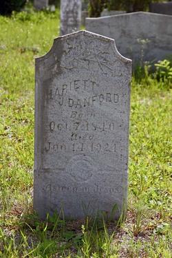 Harriet Jain <i>Greer</i> Danford