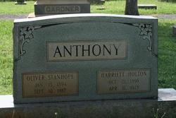 Harriett <i>Holton</i> Anthony
