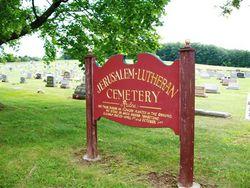 Jerusalem Lutheran Cemetery