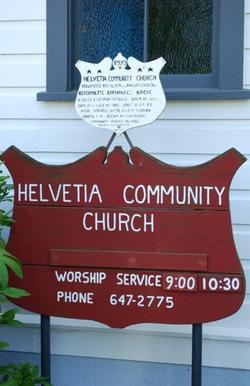 Helvetia Cemetery