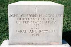 Gen John Clifford Hodges Lee