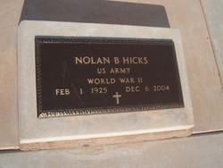 Nolan B Hicks
