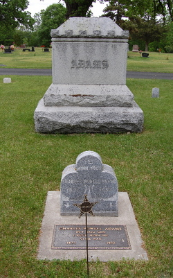 Gen Charles Powell Adams