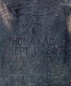 Mary Ellen <i>Bevill</i> Adair