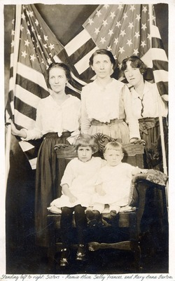 Mamie Alice <i>Barton</i> Halliwell