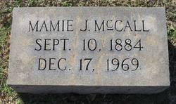 Mamie Janet McCall