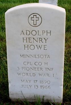 Adolph Henry Howe