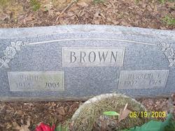 Rhoda Catherine <i>Gibbons</i> Brown