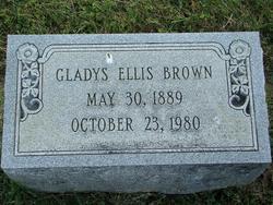 Gladys <i>Ellis</i> Brown