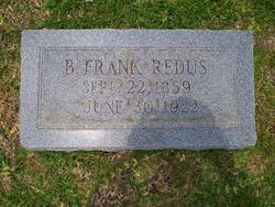 Berry Franklin Frank Redus