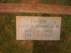 Dr Ellis H. Adams