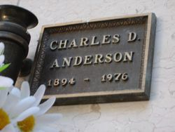 Charles Don Anderson