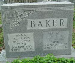 Israel Baker