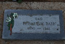 Hobart W Bair
