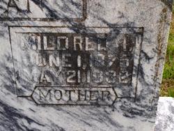 Mildred I. <i>Lawrence</i> Fagan