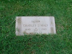 Charles J Maly