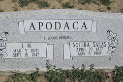 Sotera <i>Salas</i> Apodaca