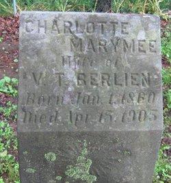 Charlotte Marymee Berlien