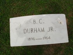 Bartlett C. Durham, Jr