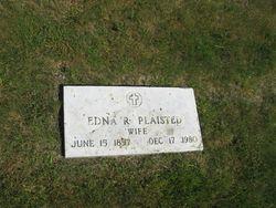 Edna Rosemond <i>Childs</i> Plaisted